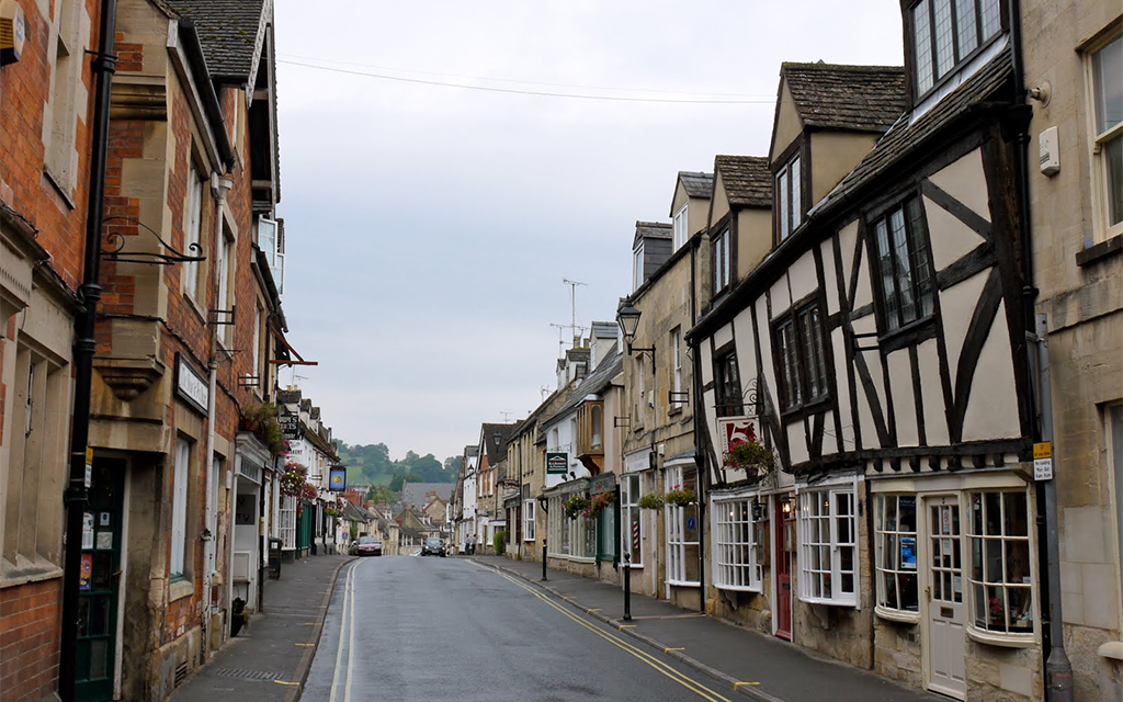 Images of Winchchcombe